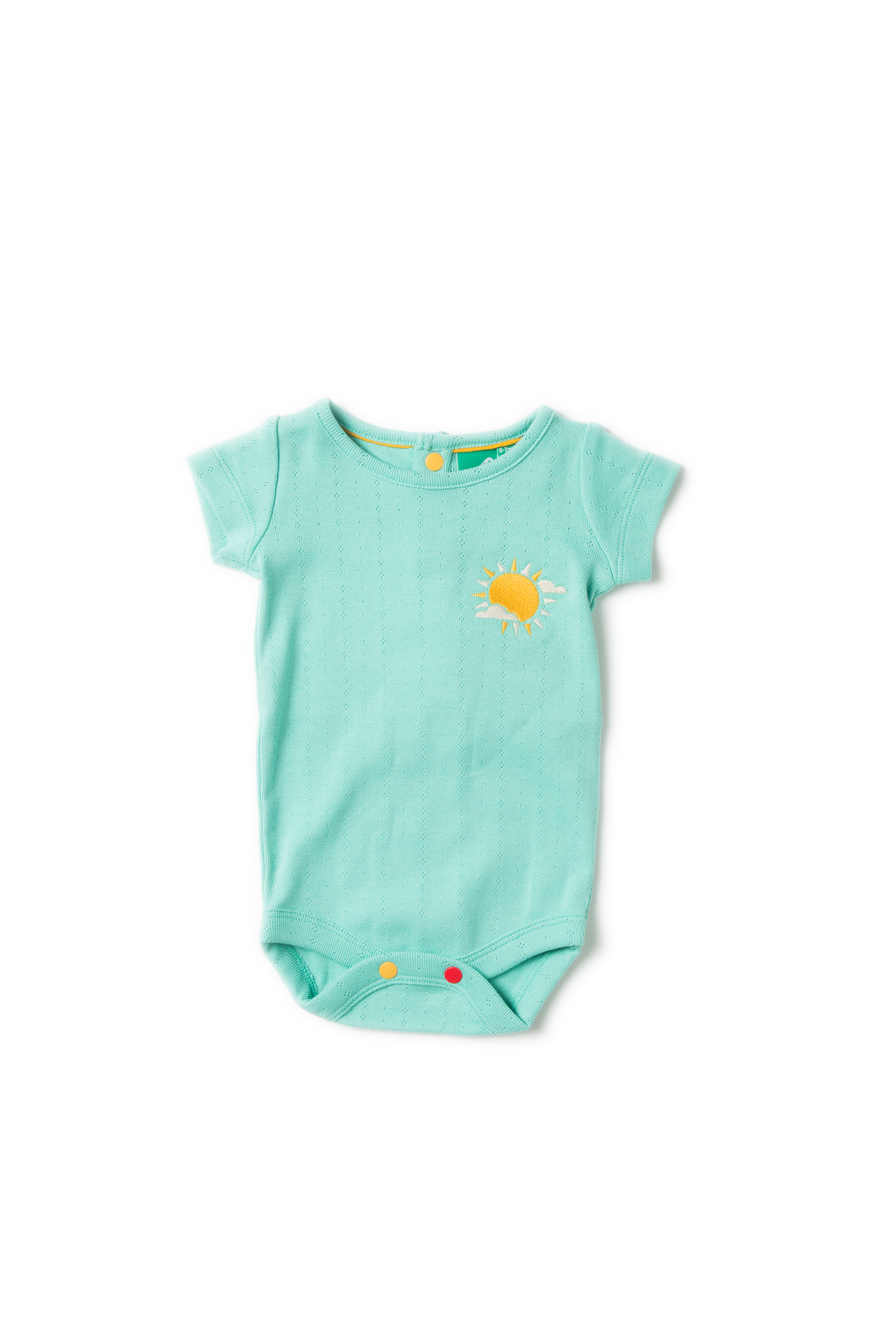 LGR- Pale turquoise baby body