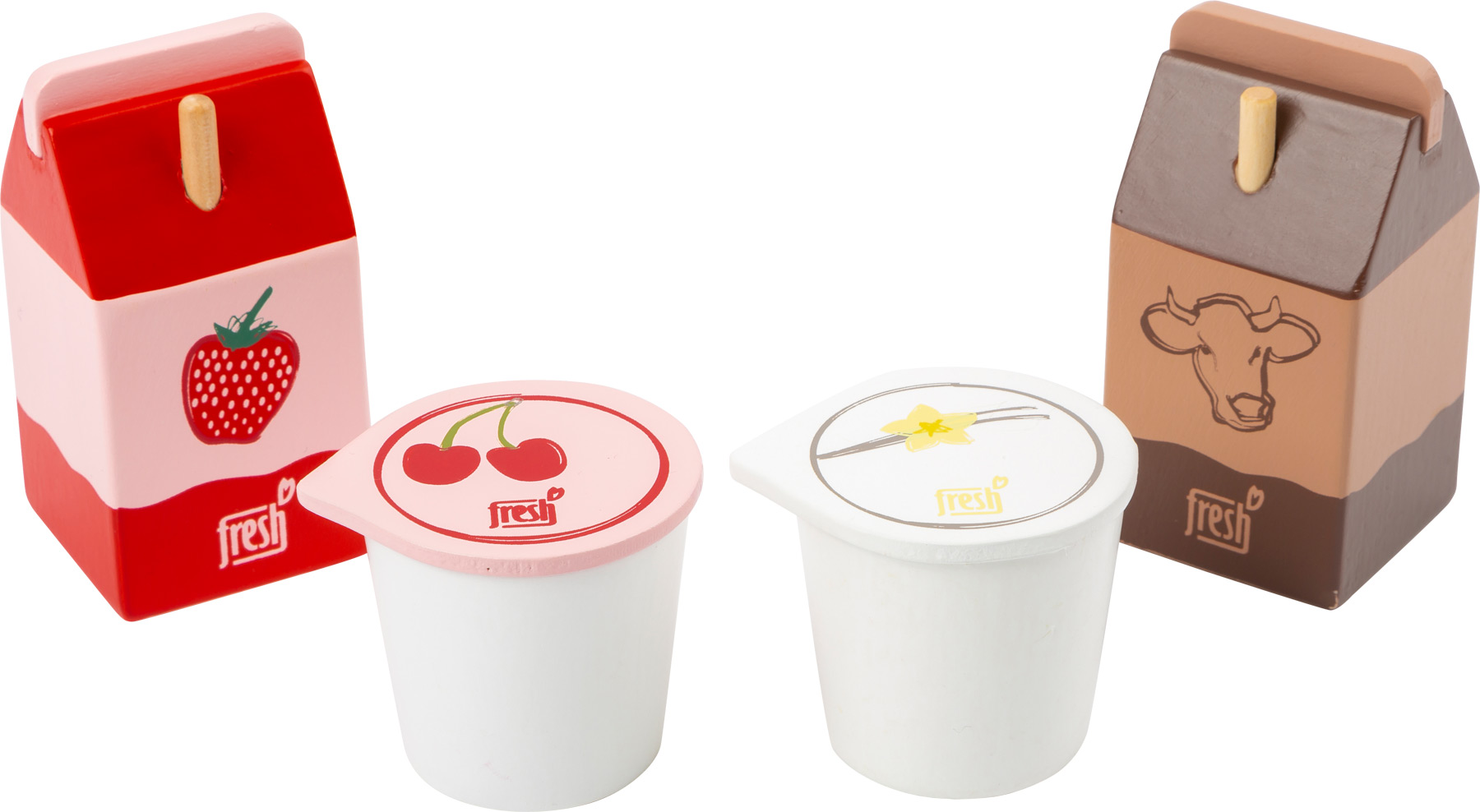 Small foot - Dairy Products Set
