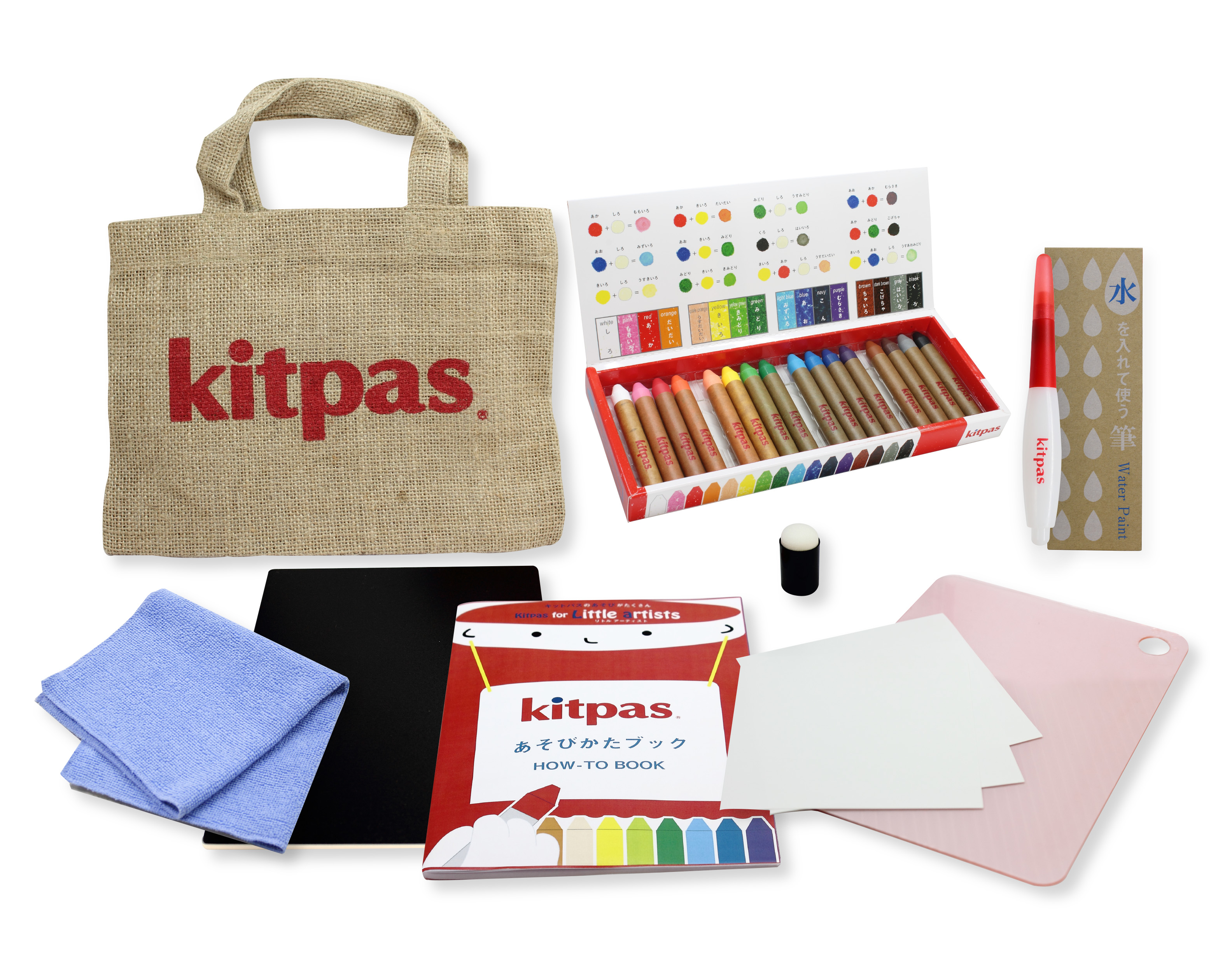 Kitpas - Little Artists set