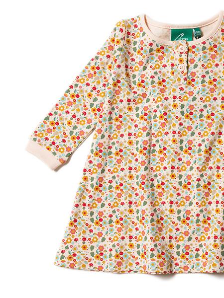 Sale - LGR - Autumn Blossom Playaway Dress