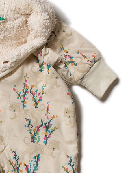 Little Green Radicals - Snow Leopard Snowsuit