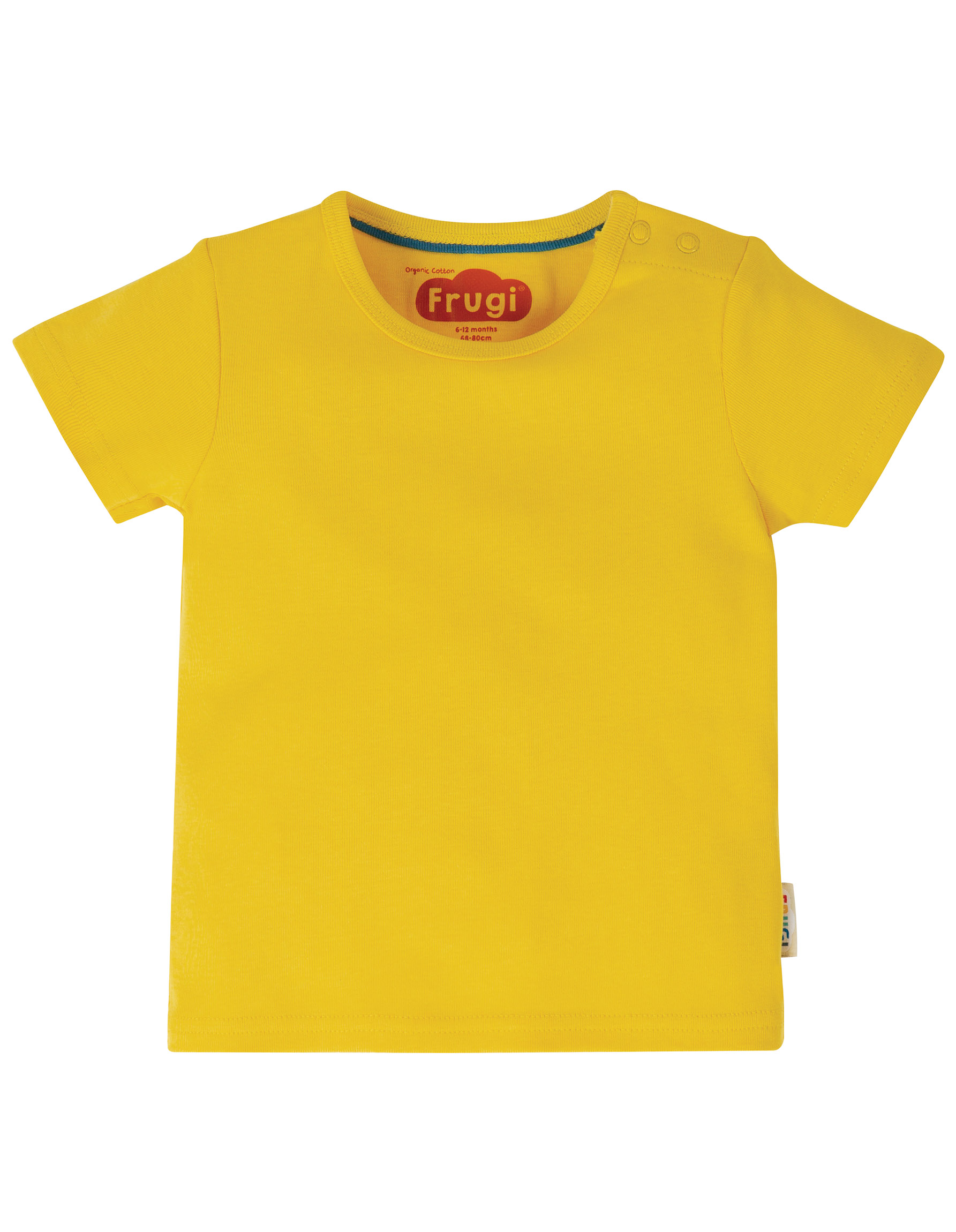 Frugi - Favourite T-shirt - Sunflower