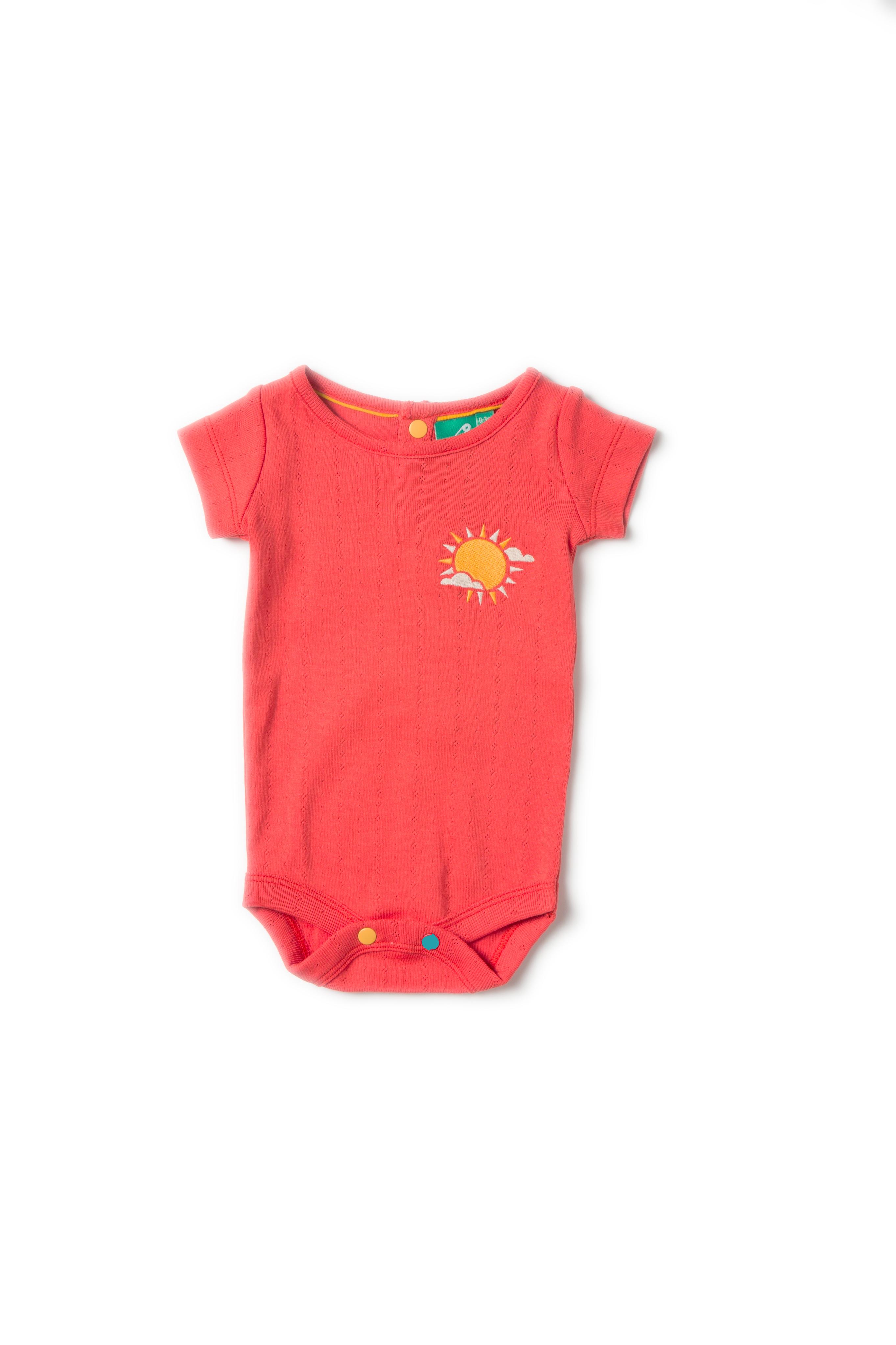 LGR- Red baby body
