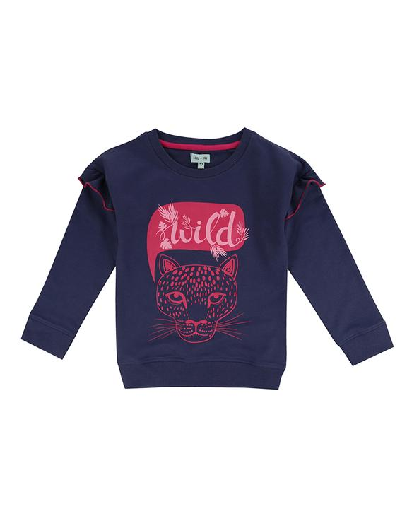 Lilly + Sid - Wild Thing Swatshirts