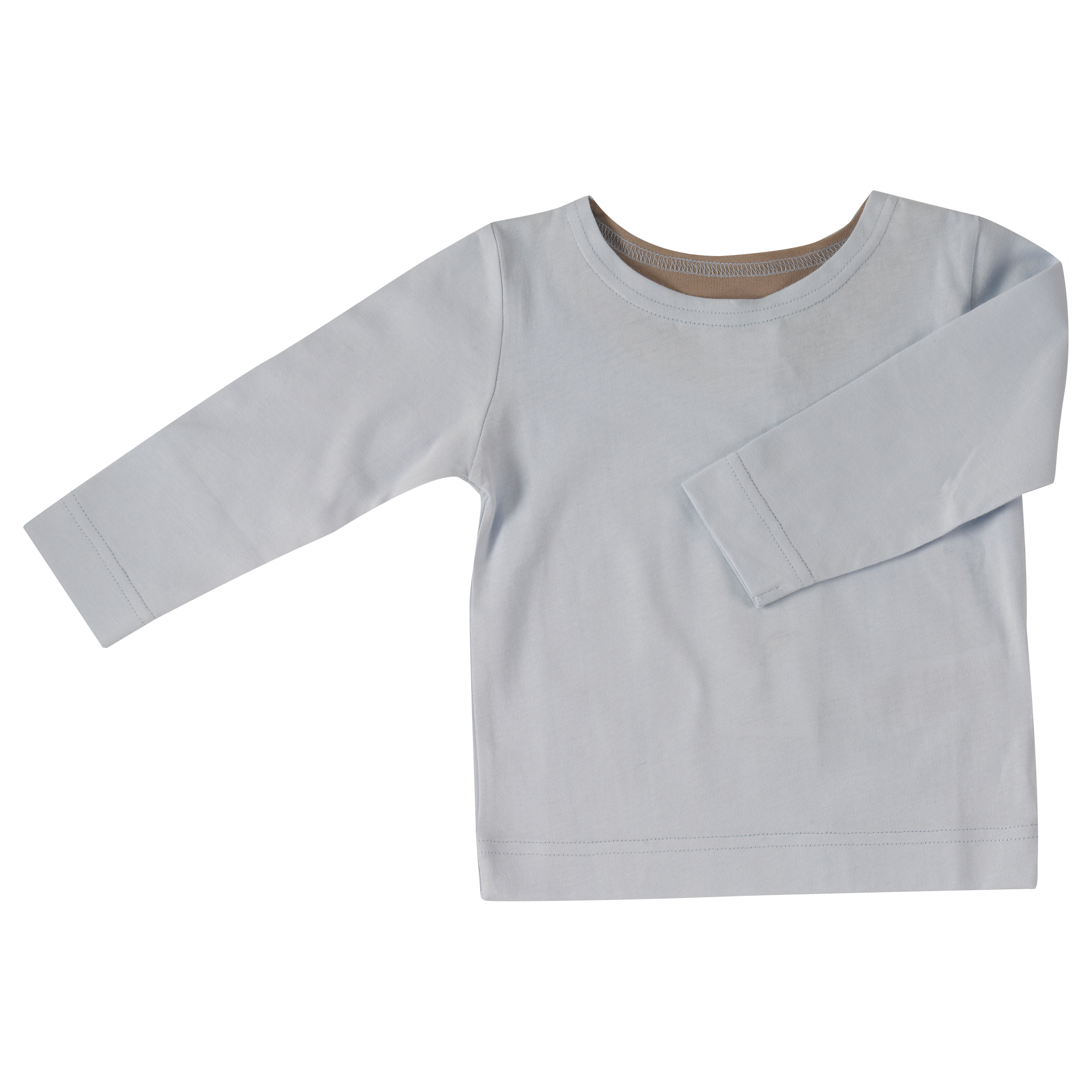 Pigeon - long sleeve t-shirt - Baby blue