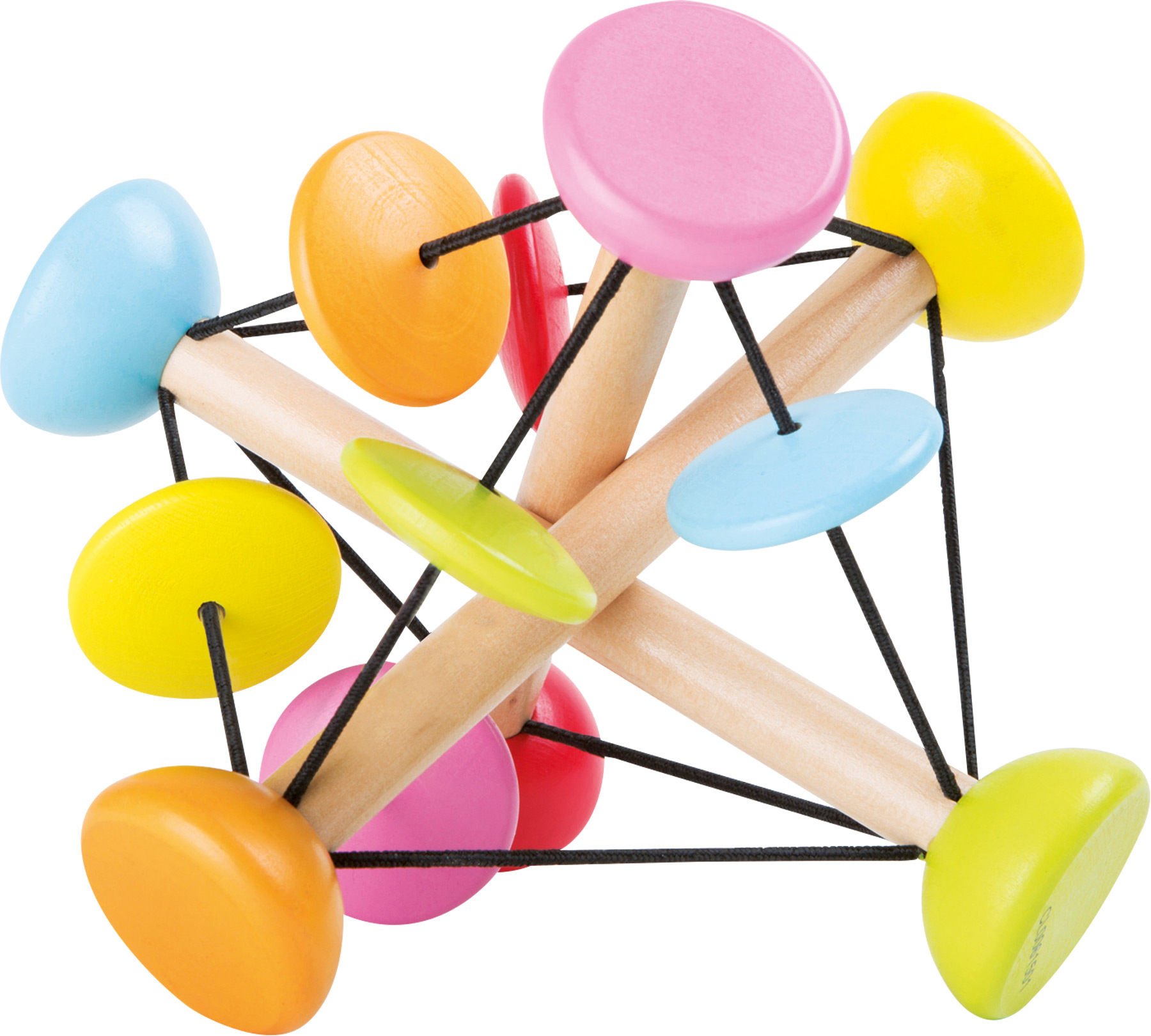 Small foot - Motor skills toy colourful
