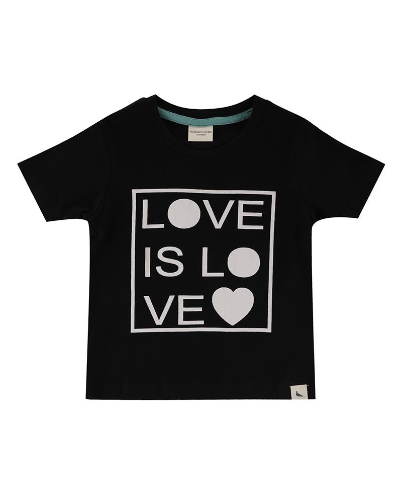 Turtledove London - Love is love t-shirt