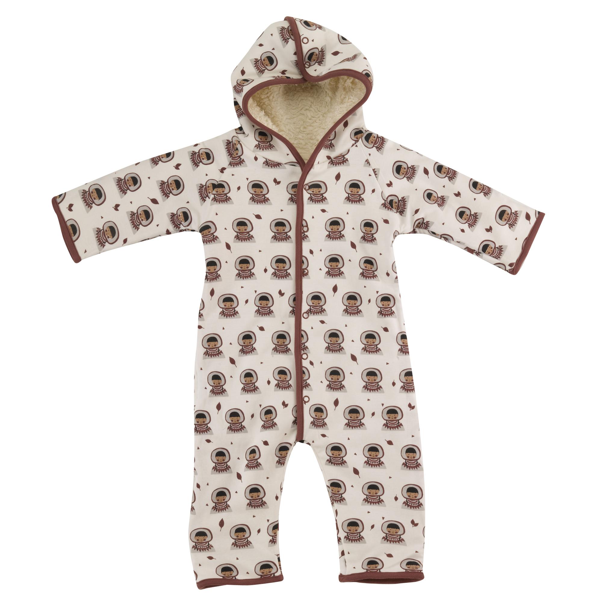 Pigeon - Snuggle suit, Inuit - spice,