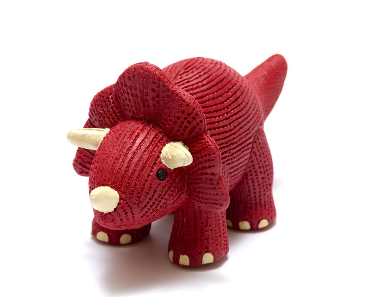 Best Years - Natural rubber  - Triceratops