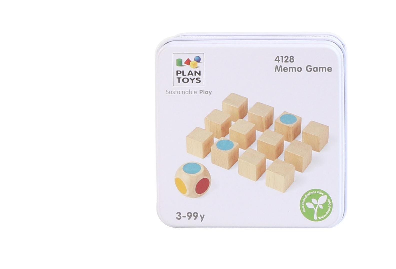 Plan Toys - Memo Game