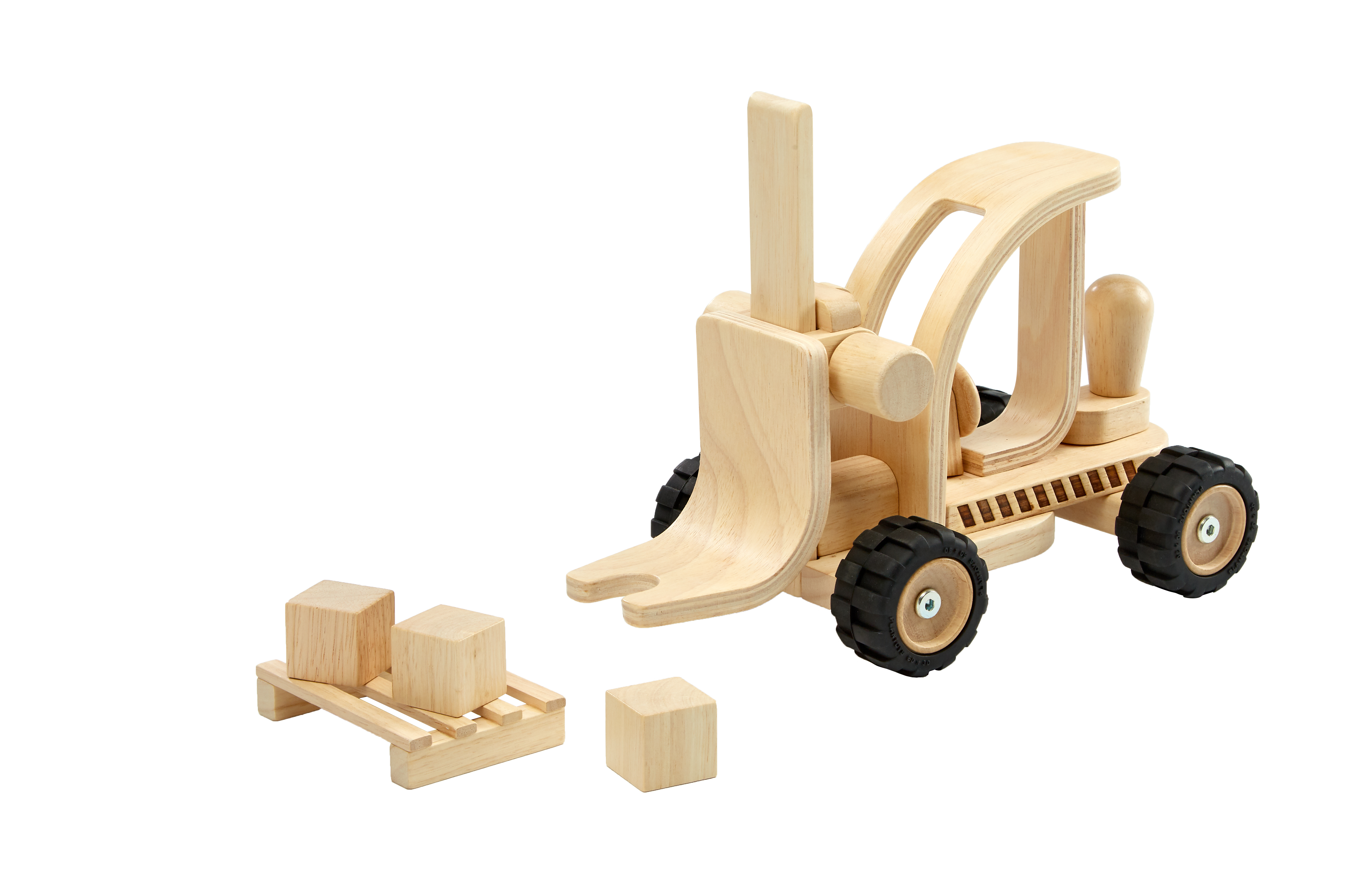 Plan Toys - Limited edition - Forklift