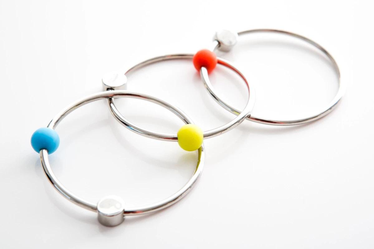 Yummirings - Stainless Steel Teething Rings