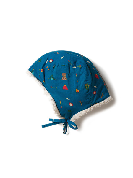 Little Green Radicals - Pack Up The Mountain Sherpa Hat