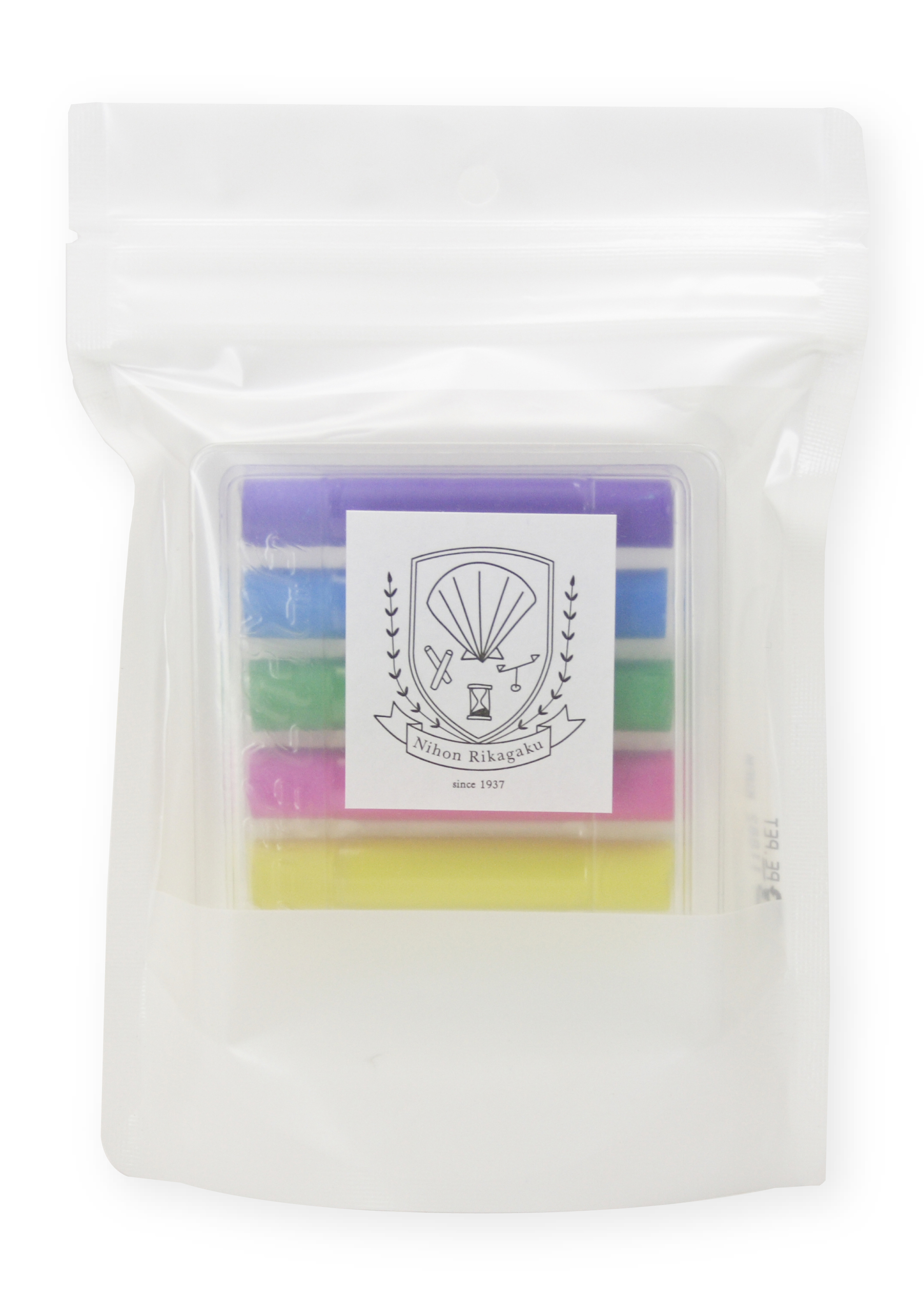Kitpas - Dustless Chalk - Basic