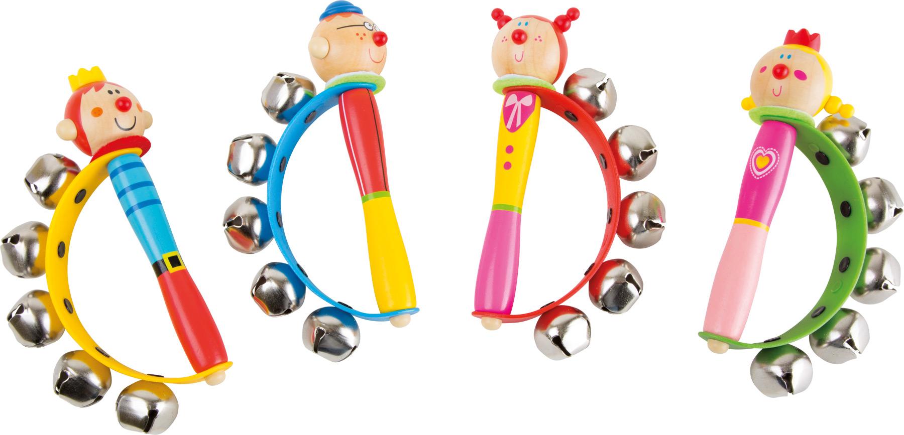 Small Foot - Wooden Handbells