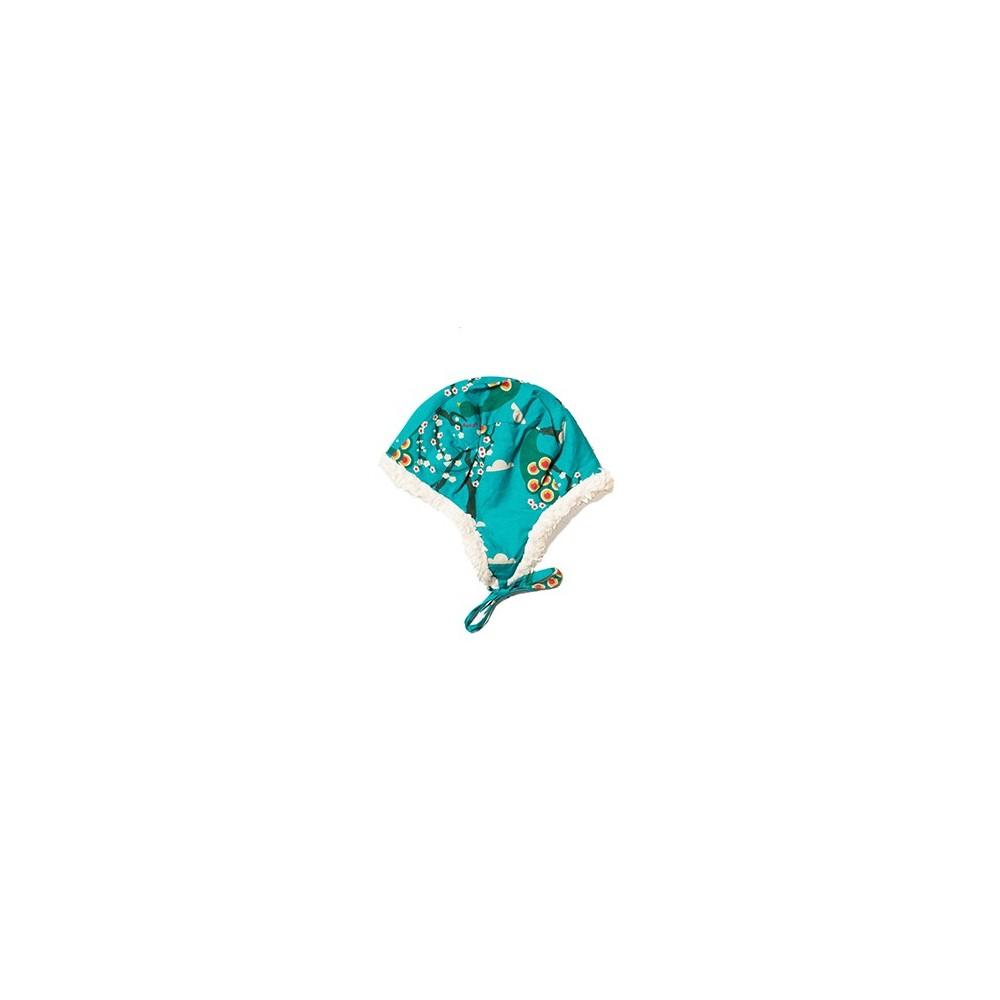 LGR - Midnight Peacocks Sherpa hat
