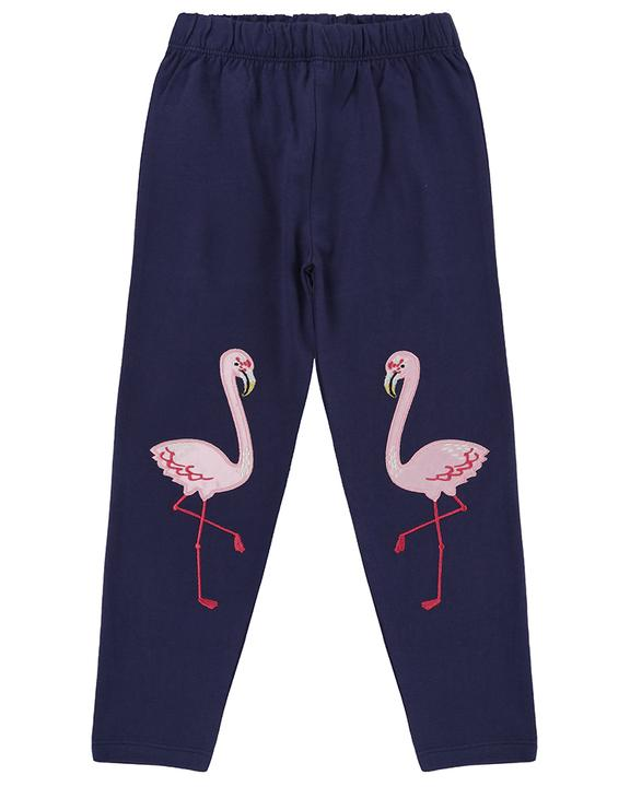 Lilly + Sid - Flamingo knee Leggings