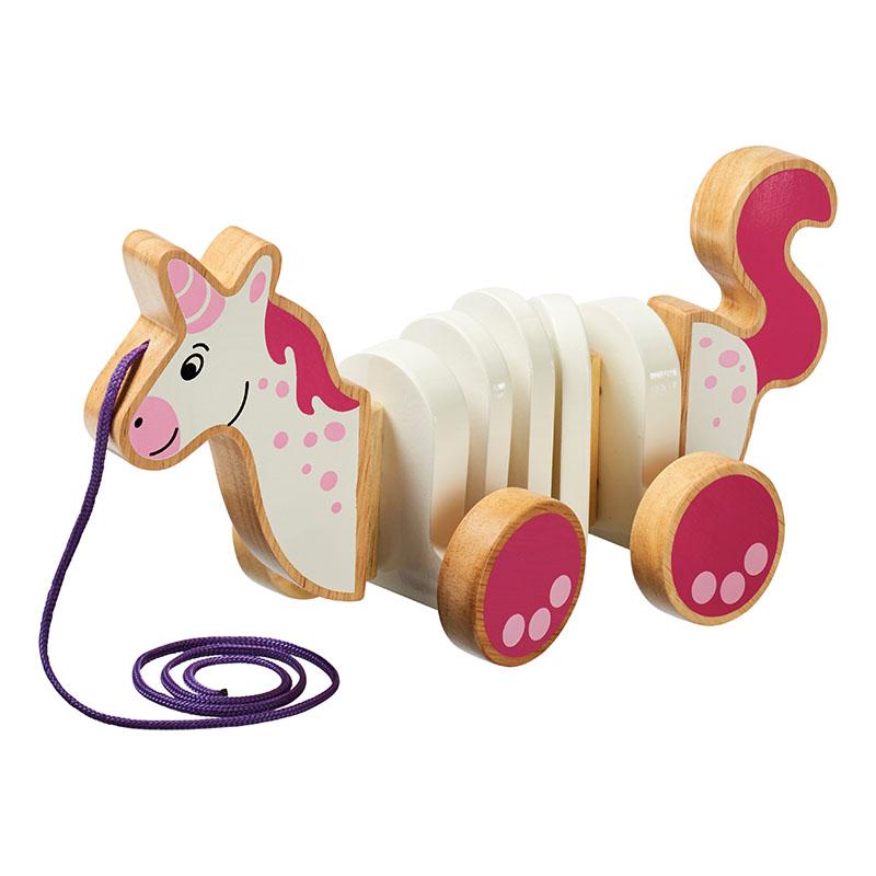 Lanka Kade - Pull along - unicorn