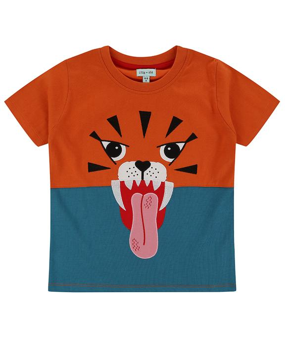 Lilly + Sid - tiger T-shirts