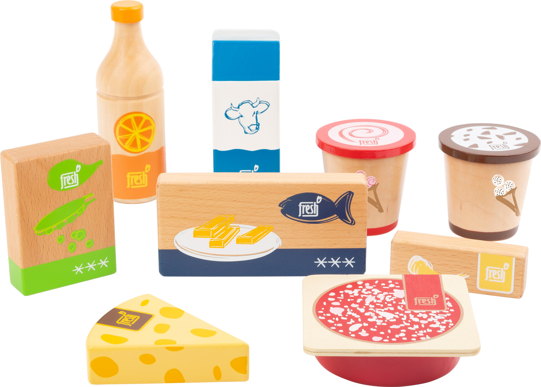 Small foot - Cold and frozen products set