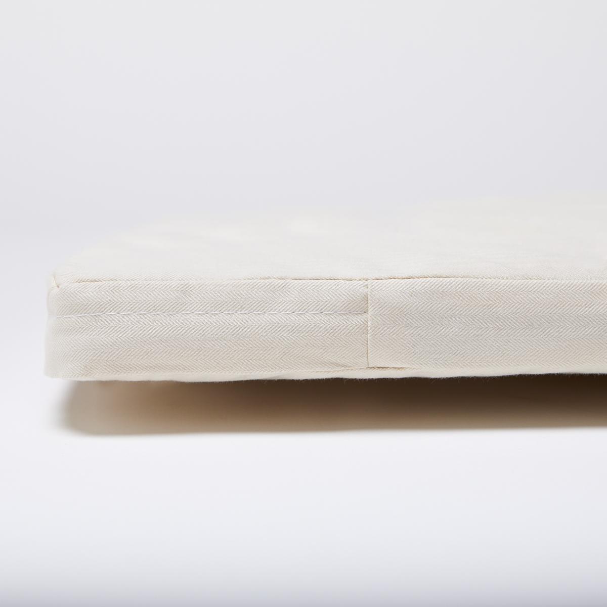 The Little Green Sheep - Natural SnuzPod² Crib Mattress (36x80cm)