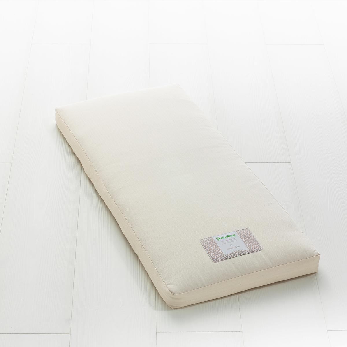 The Little Green Sheep - Natural SnuzPod² Crib Mattress (36x80cm)