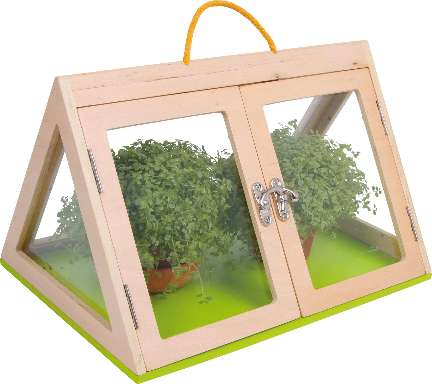 Small foot - Green house pyramid