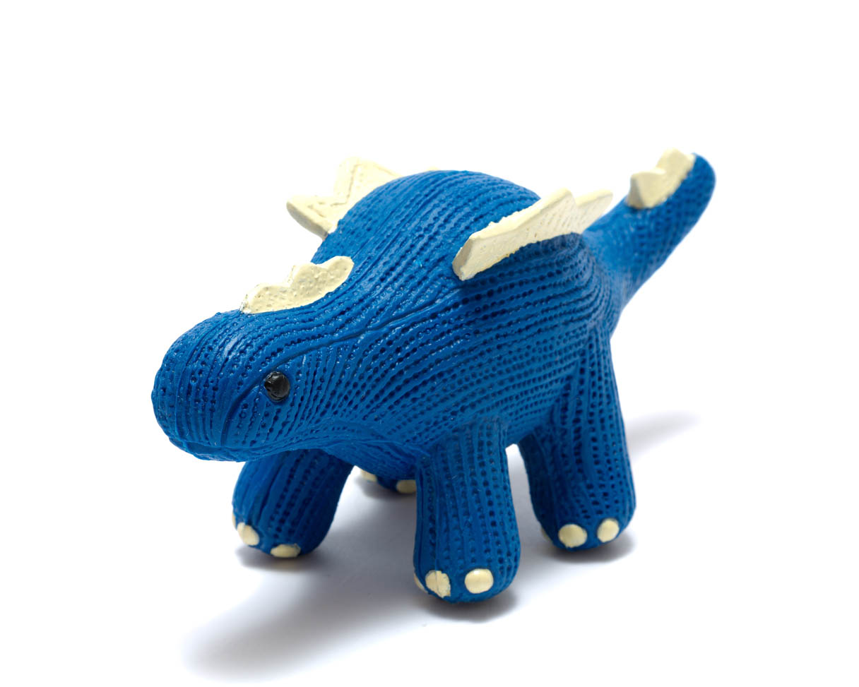 Best Years  - natural rubber  - Stegosaurus