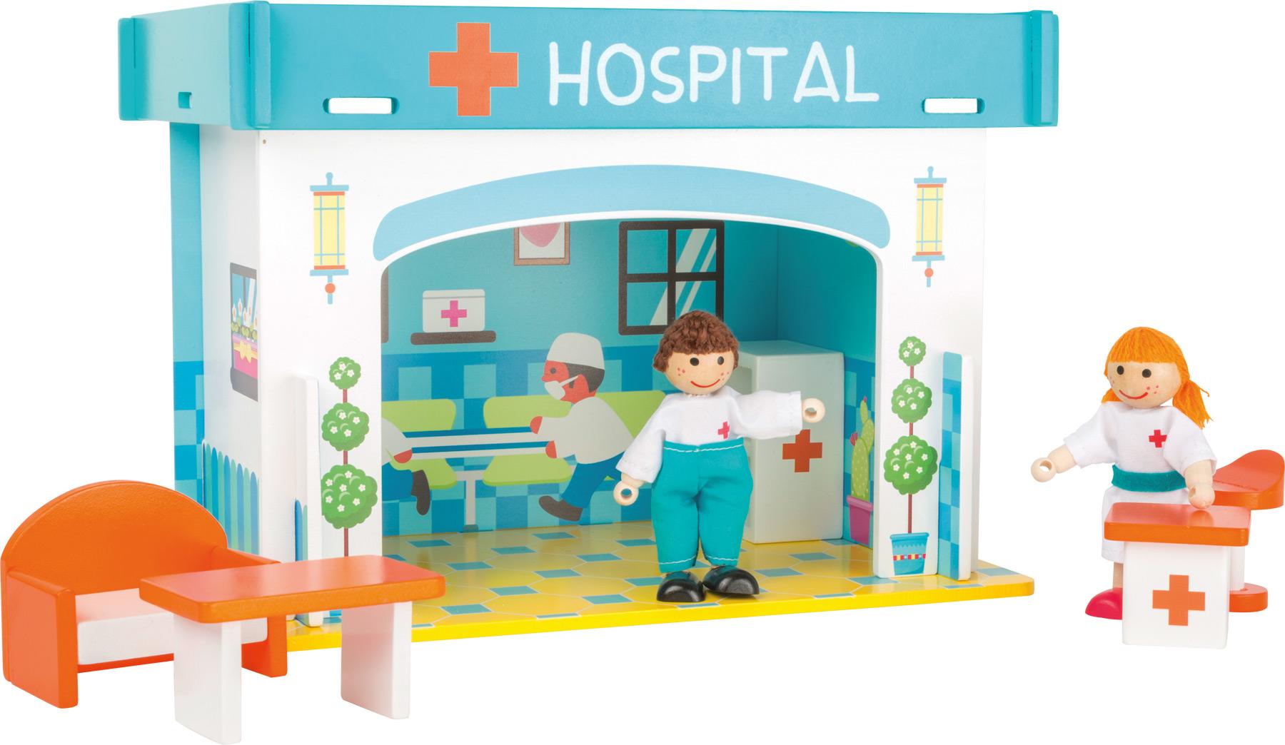 Small foot - Small world - hospital