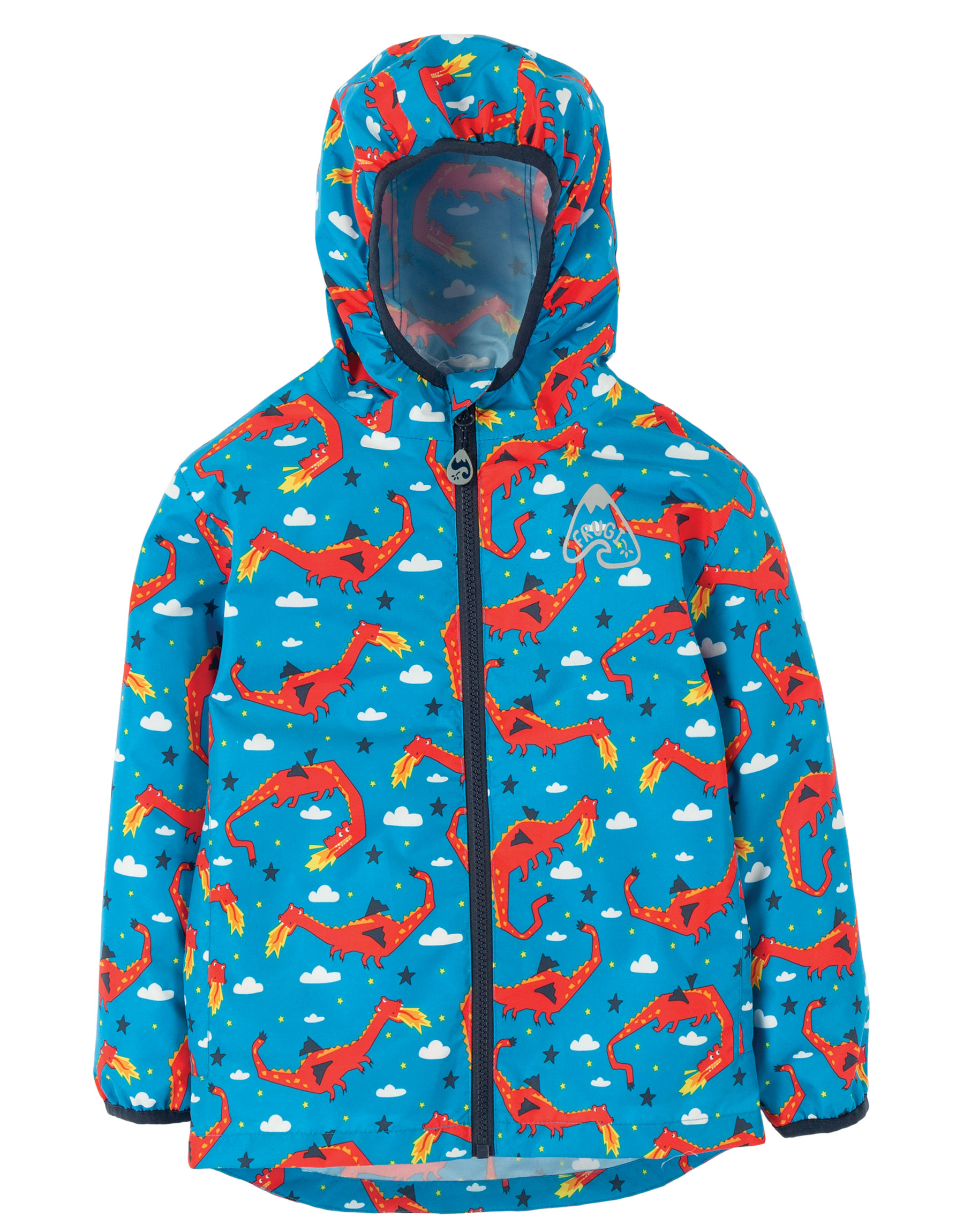 Frugi - Rain or Shine Jacket - Dragon Dreams
