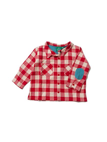 Little Green Radicals - Fireside Shirt