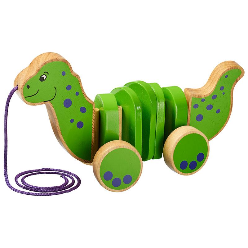Lanka Kade - pull alongs - Dinosaur