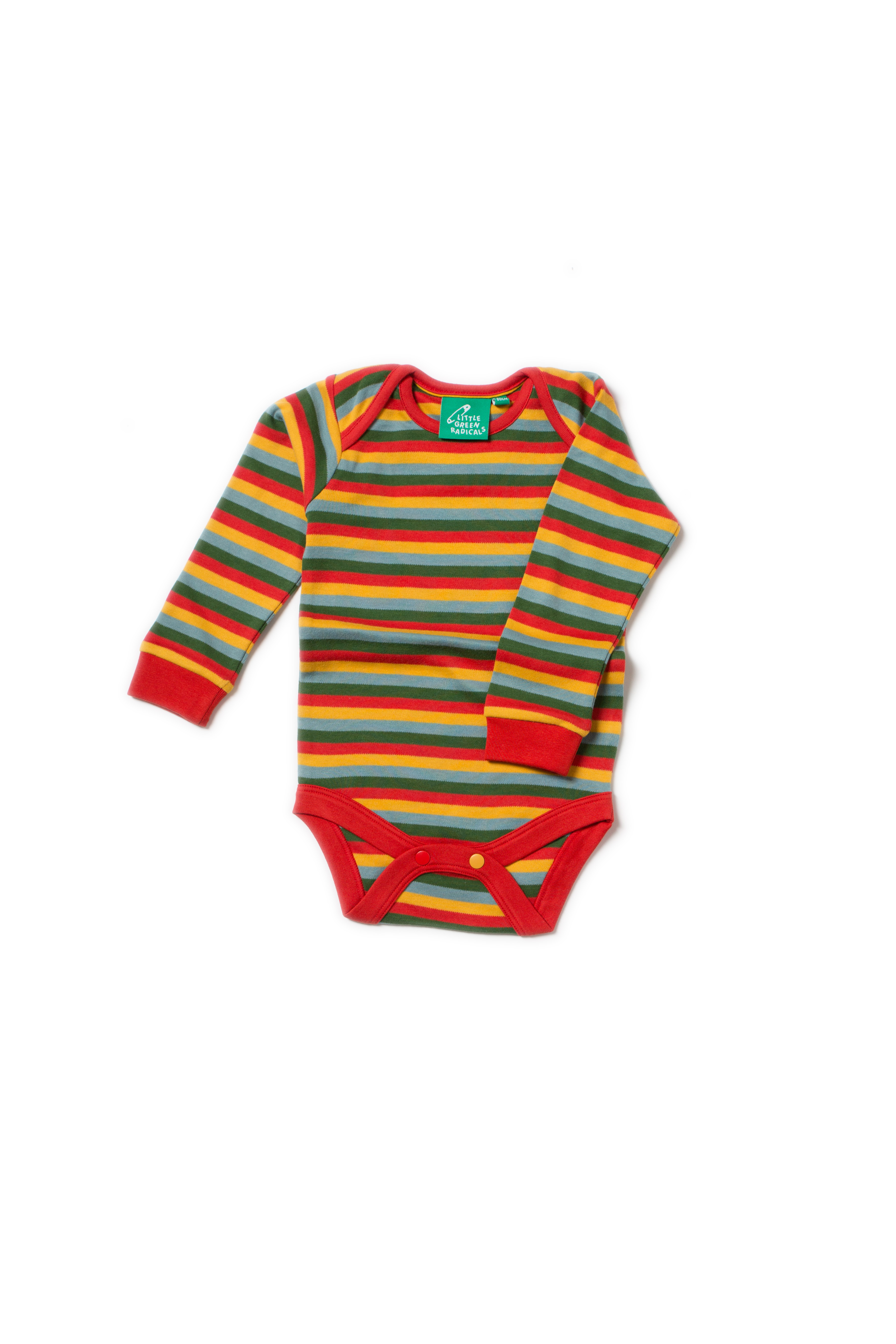 Little Green Radicals - Nordic Viking's two pack baby bady