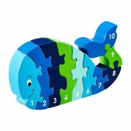 Lanka Kade - 1-10 jigsaw - Whale