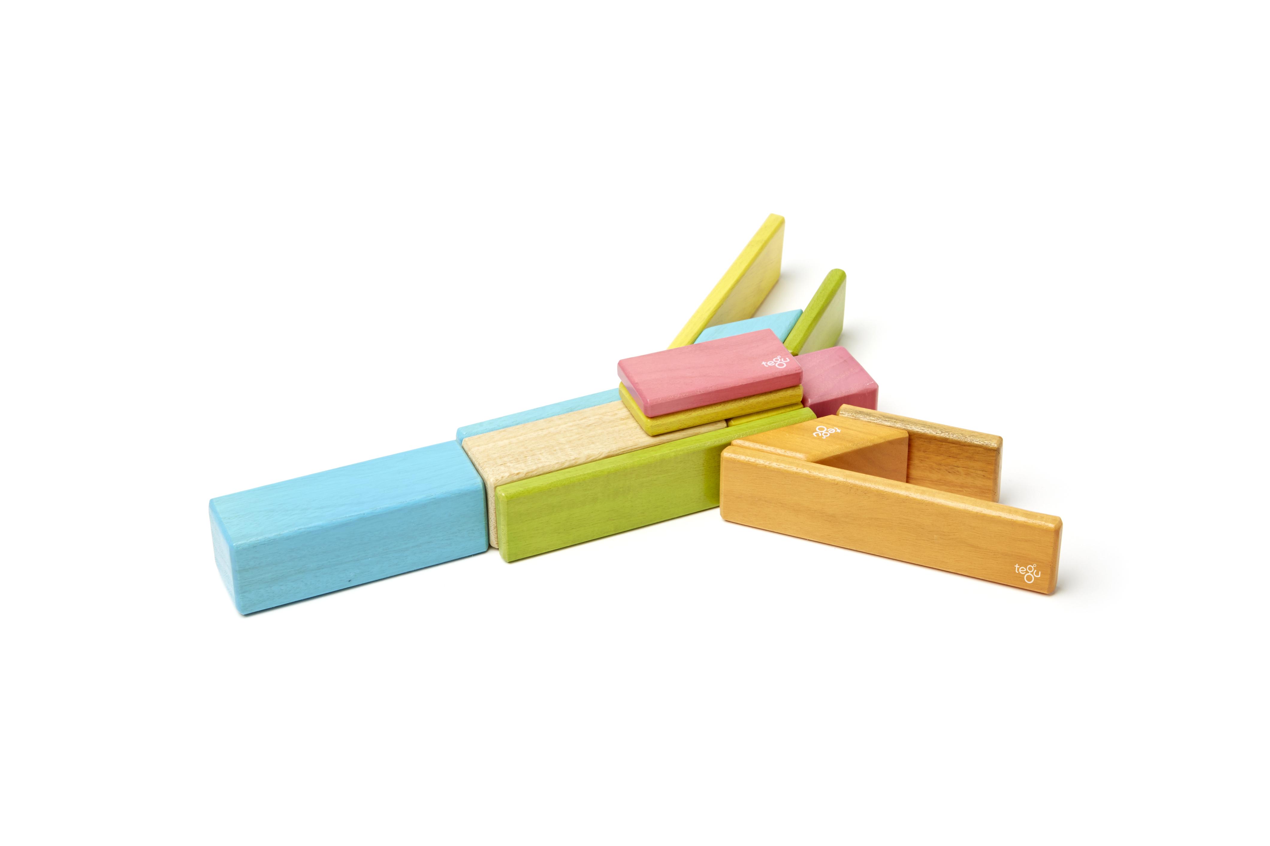 Tegu - 14-Piece Set - Tints