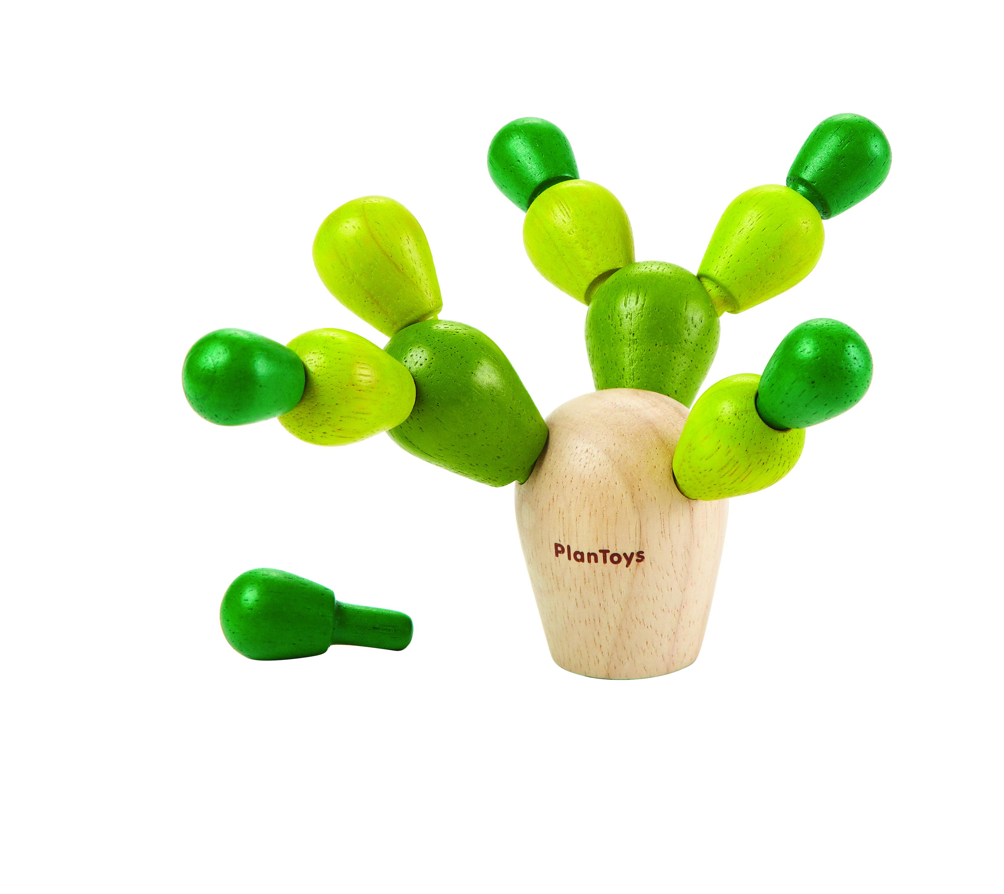 Plan Toys - Balancing Catus