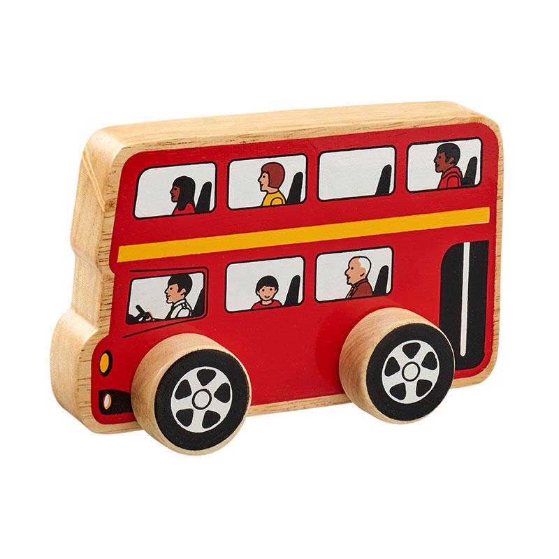 Lanka Kade - Vehicles - double decker bus