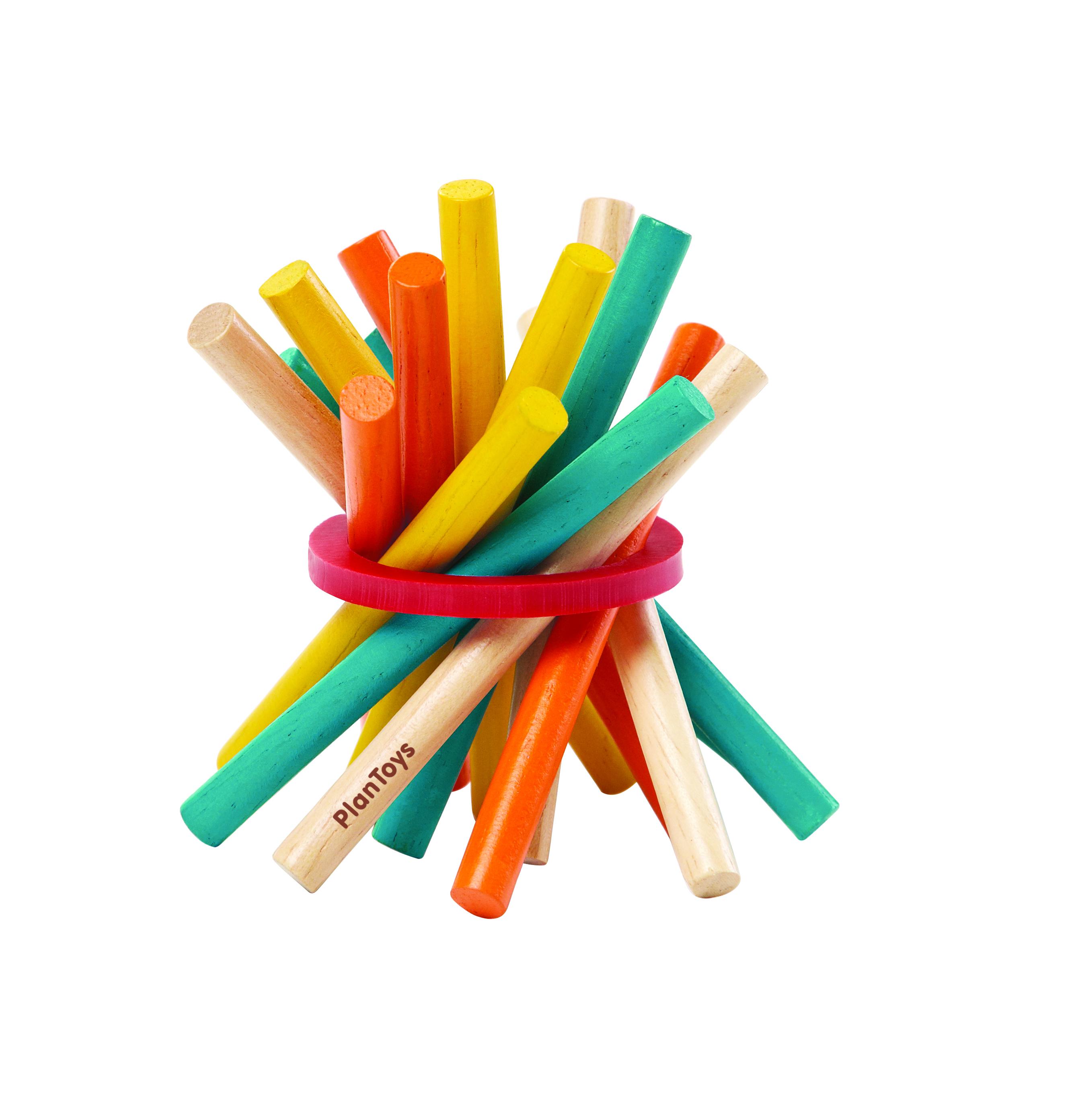 Plan Toys - pick-up sticks