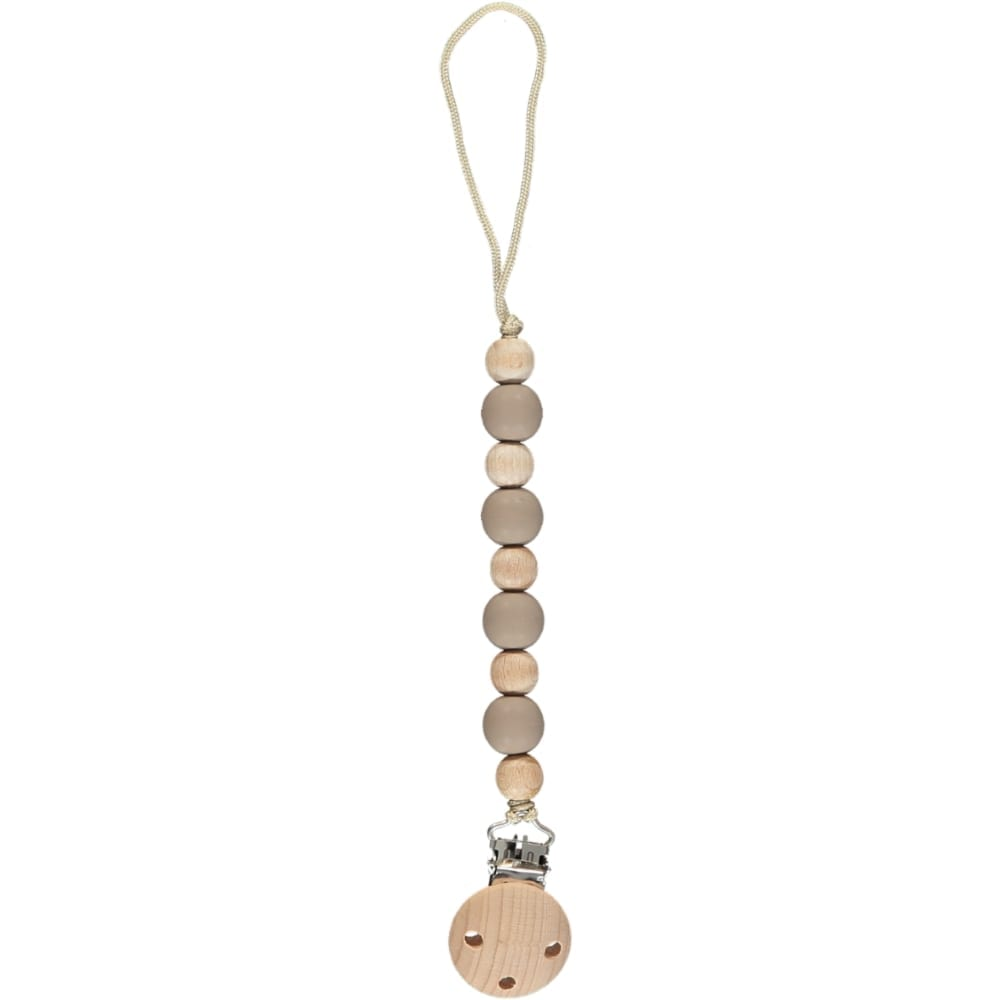 Nibbling - Earth Soother Clip - Taupe
