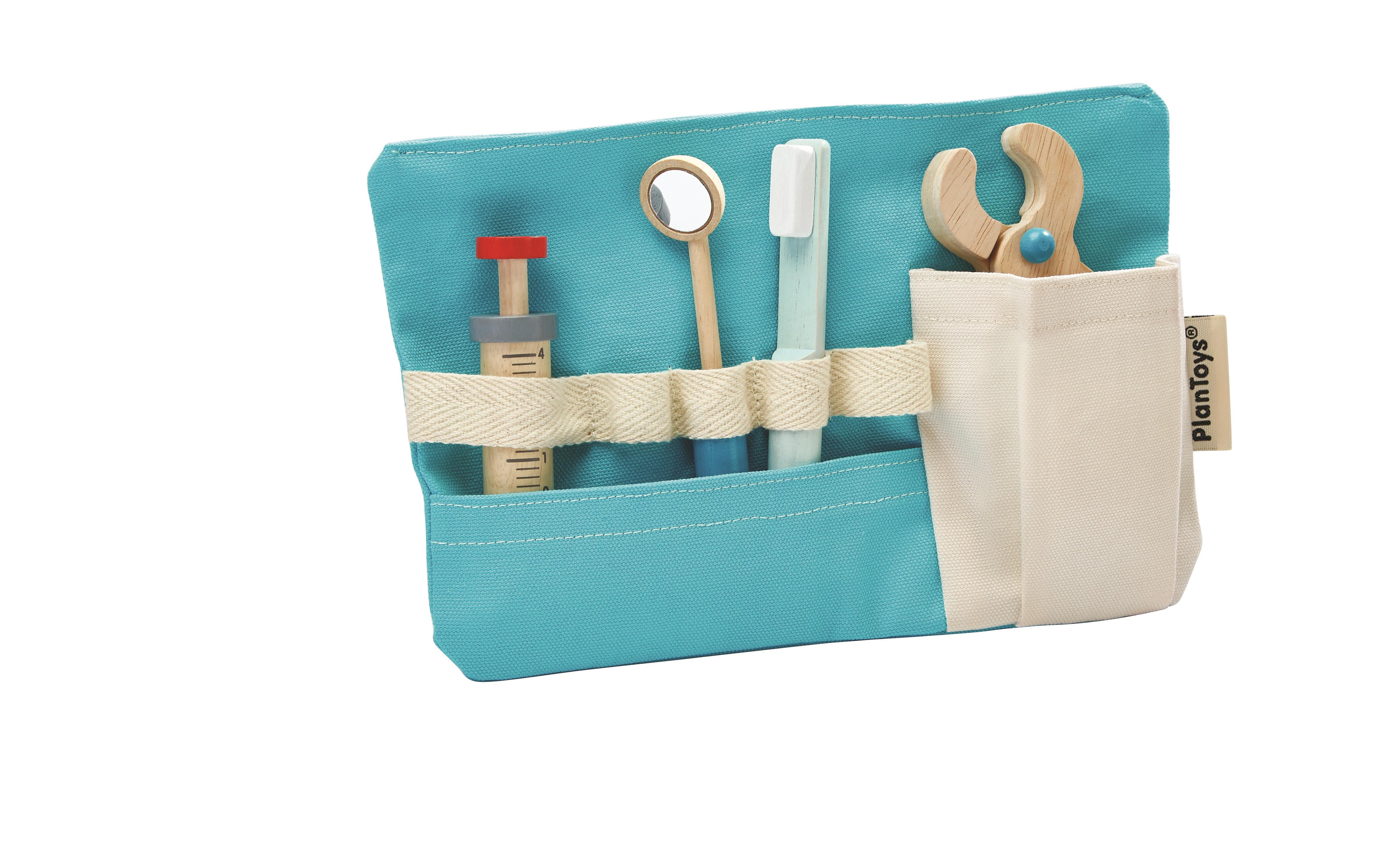 Plan Toys - dentist set