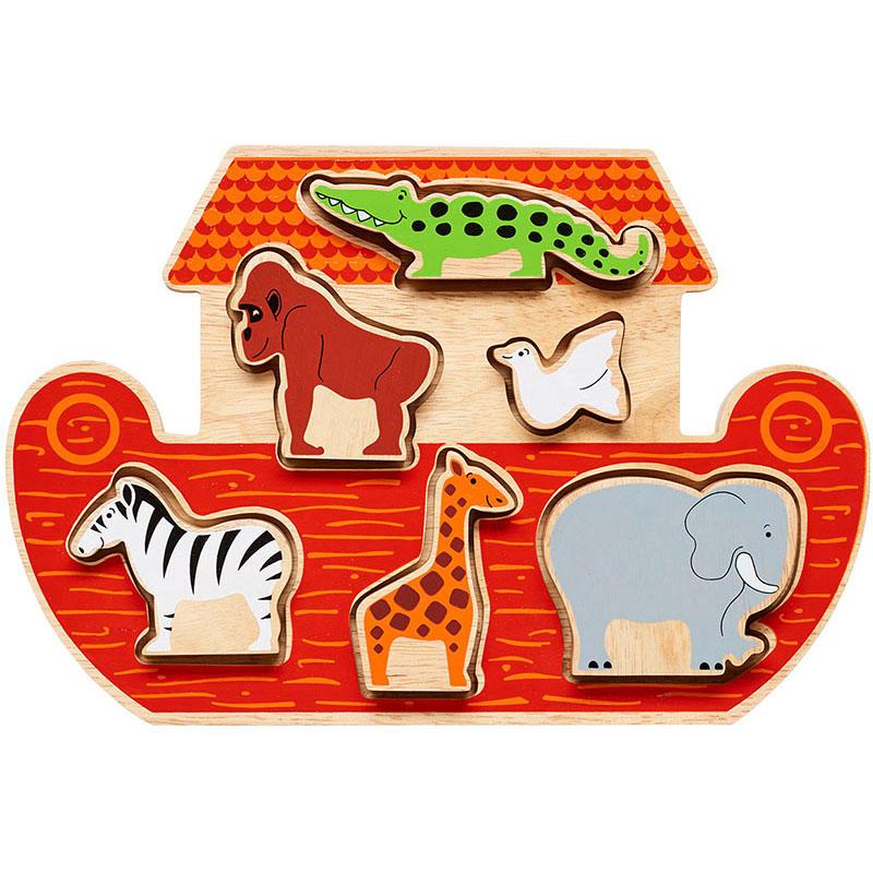 Lanka Kade -  shape sorter - Noah's Ark