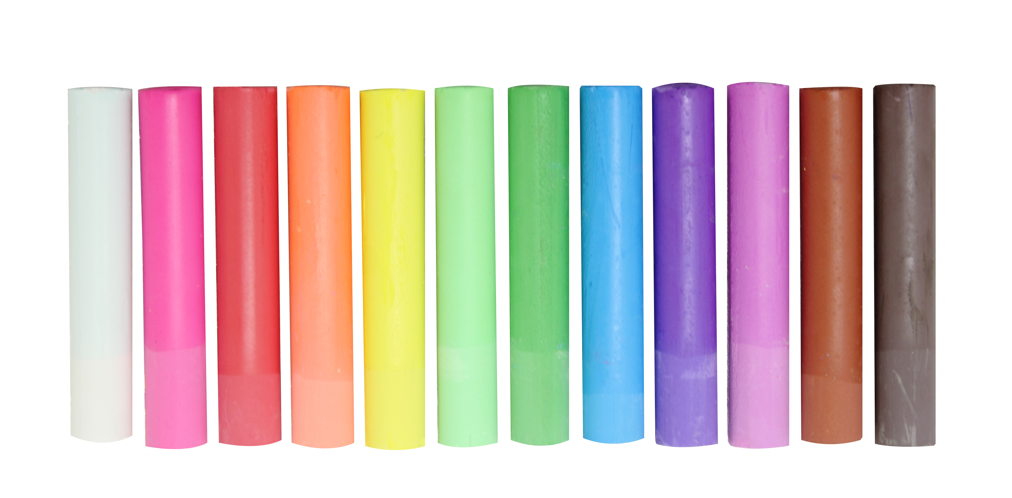 Kitpas - Art Chalk - 12 colours
