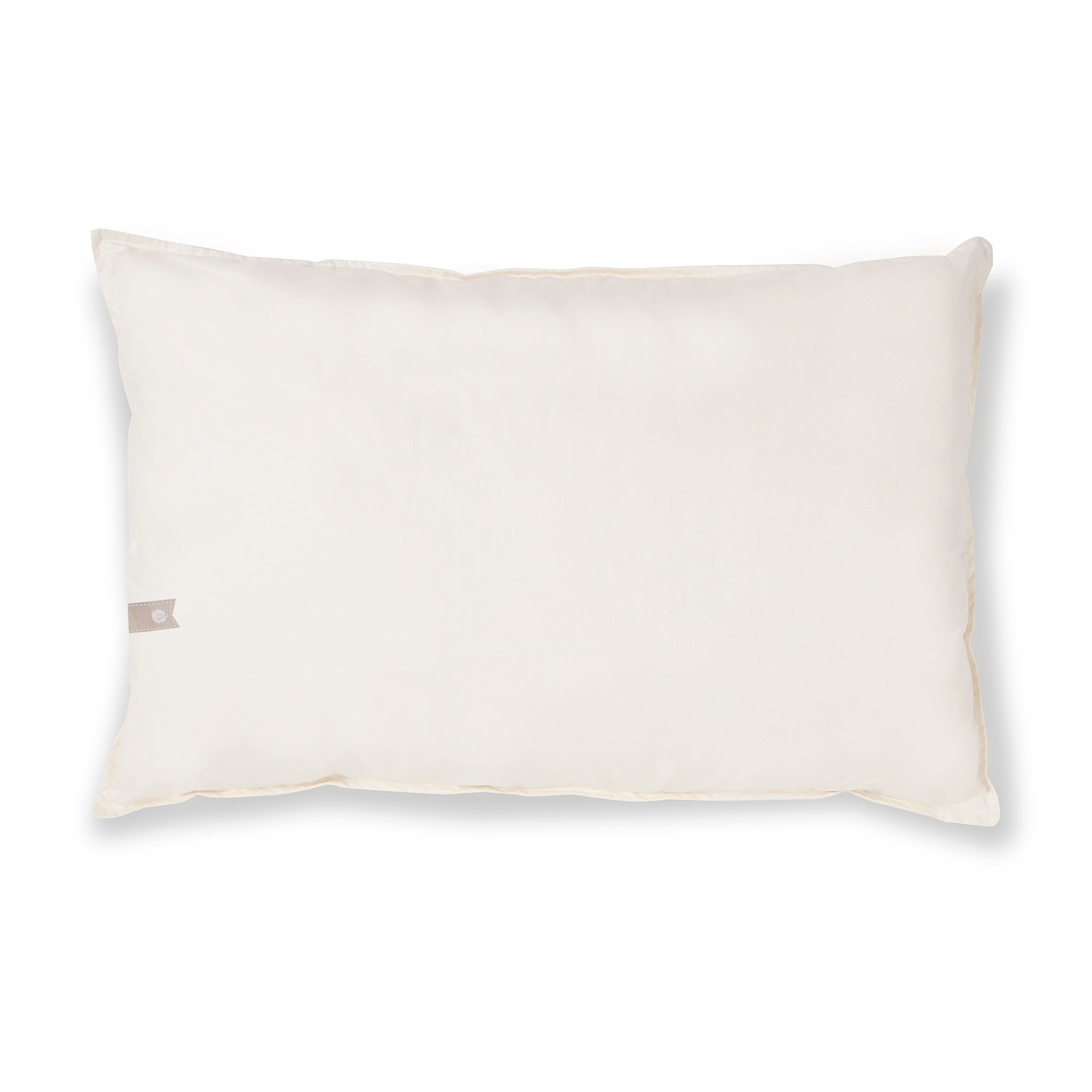 The Little Green Sheep Organic Children's Pillow