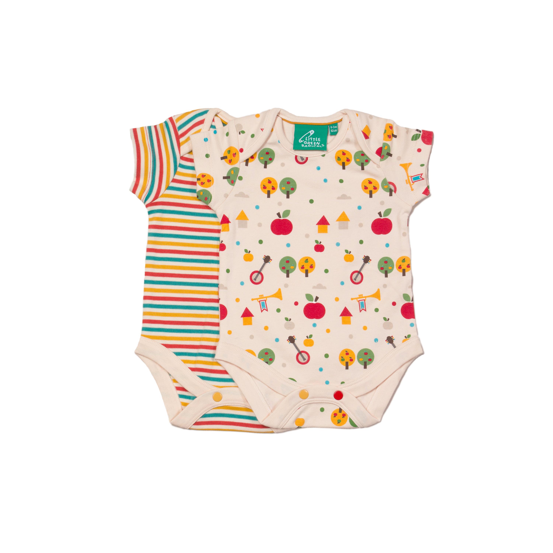 Little Green Radicals - Apple Tree Baby Body Set