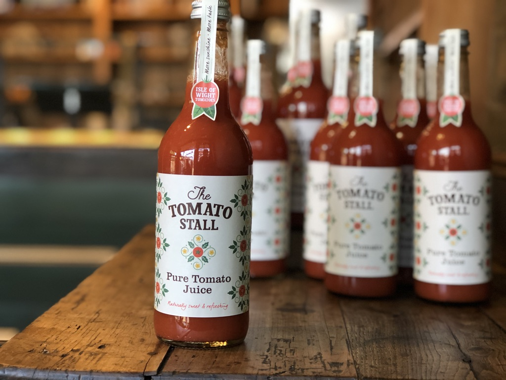 The Tomato Stall, Pure Tomato Juice 500ml