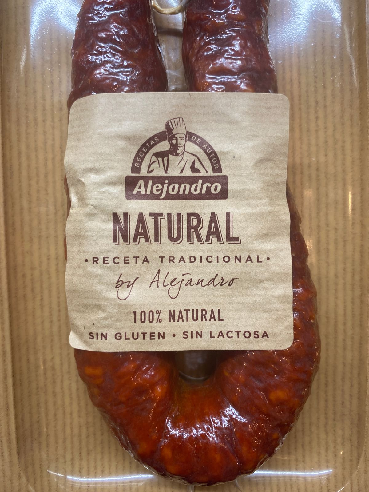 Cured Dry Chorizo