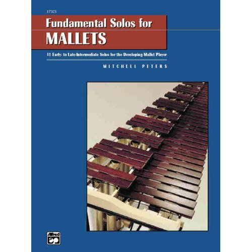 Peters, Mitchell: Fundamental Solos for Mallets