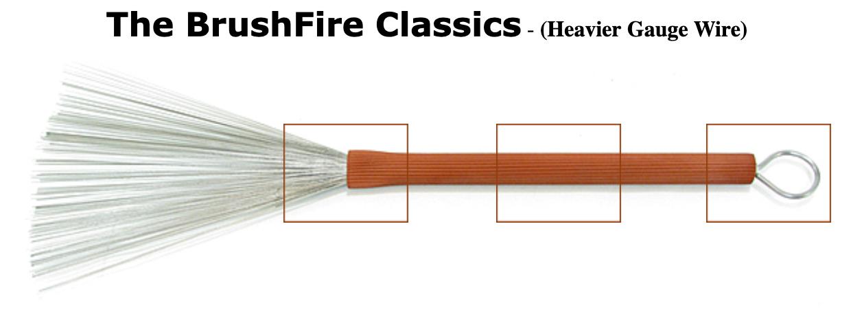 The BrushFire Classic (Heavier Gauge Wire)
