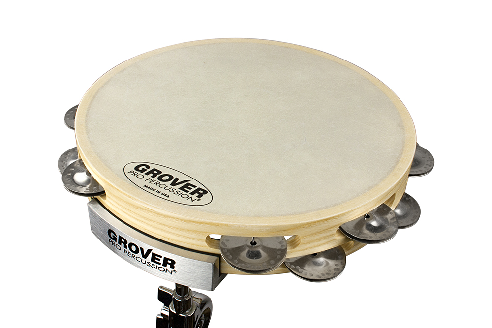 Grover Pro Percussion Tambourine Mounting Clamp TMC