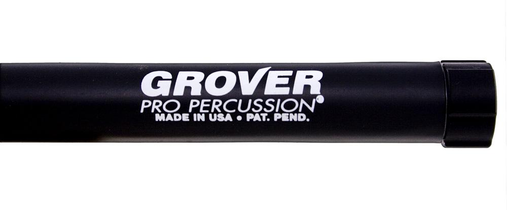 Grover Pro Percussion Castanets, Large Granadillo